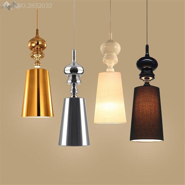 Amerikaanse Moderne Kleurrijke hanglamp Armatuur Eetkamer restaurant ...