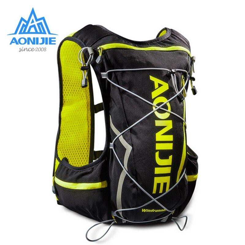 Prix pour Aonijie extérieur camping randonnée sac hommes femmes vélo vélo sacs à dos gilet professionnel marathon de course sac à dos 10l