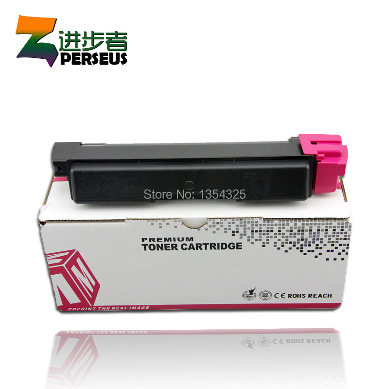 PERSEUS TONER KIT FOR KYOCERA TK-590 TK590 FULL 4x Color COMPATIBLE KYOCERA FS-C2026MFP FS-C2126MPF FS-C2526MFP GRADE A+ fs 2020dn tk340 eu 12k bk toner chip suitable for kyocera