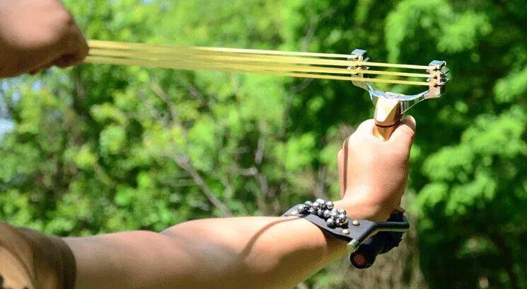 besta caça arco seta ferramentas caça estilingue tiro