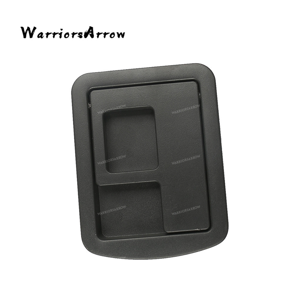 Rear Trunk Liner Cargo Boot Carpet Handle Cover For
