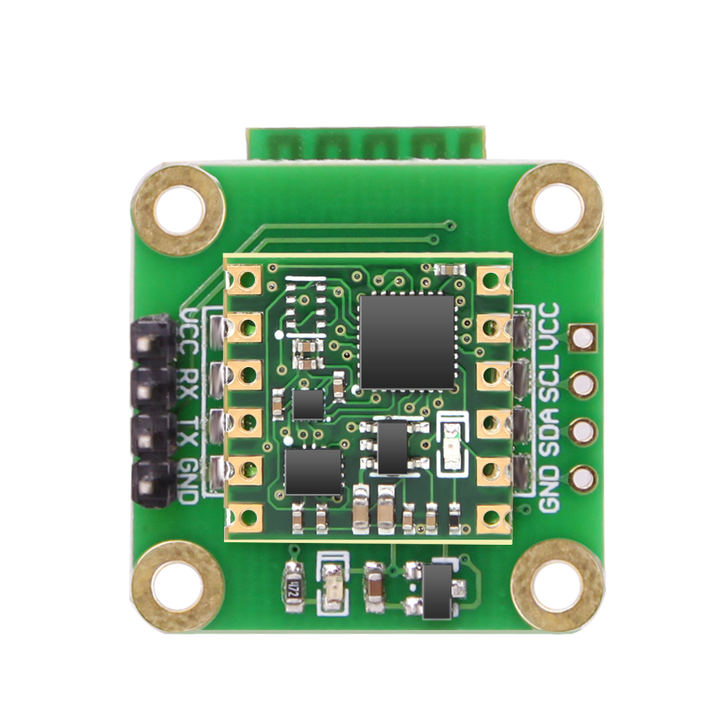 High Precision Serial Bluetooth Acceleration Sensor Wireless Attitude Measurement Angle Module Gyroscope BWT61P