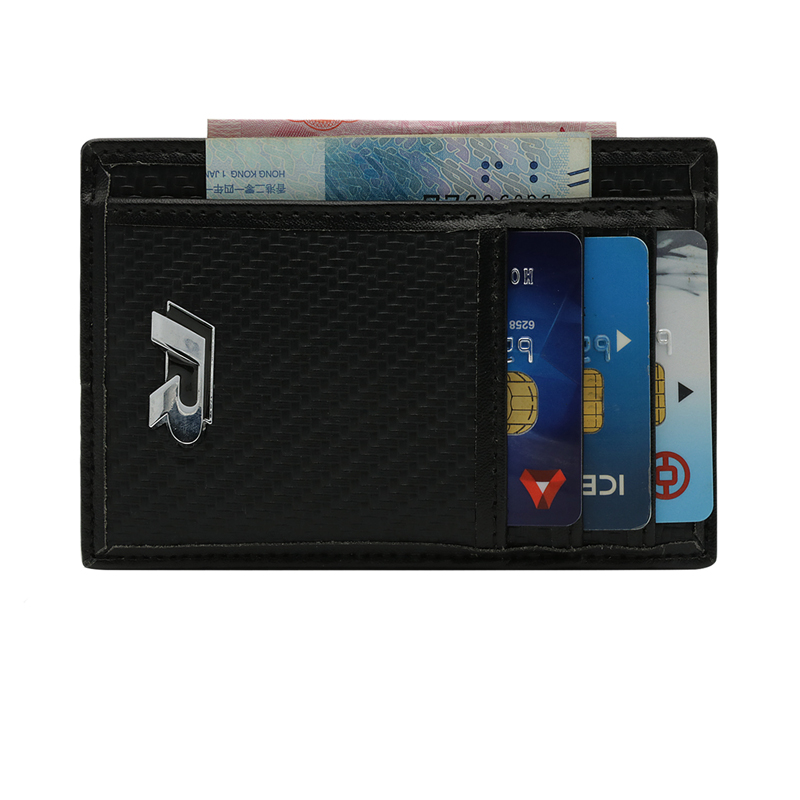 1PCS R LOGO Man Wallet Car Driver License Bag Credit Card Bag For Volkswagen Passat B6 B7 CC Golf 5 6 7 Jetta MK5 MK6 Tiguan 2x led car door welcome light logo projector for volkswagen vw golf 5 6 7 tiguan cc jetta mk5 mk6 passat b6 b7 touareg scirocco
