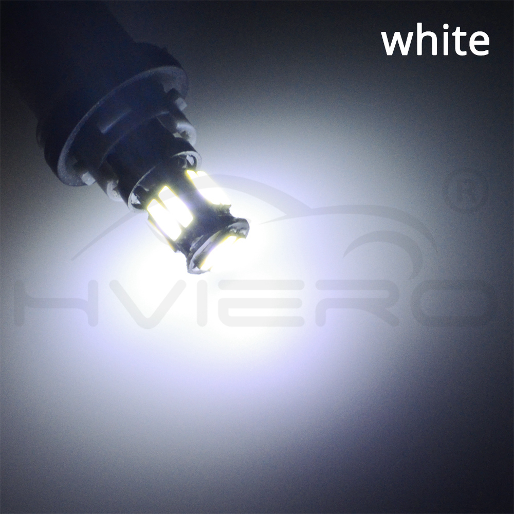 Hviero W5W 10-7020 SMD Car T10 LED 194 168 Wedge Replacement Reverse Instrument Panel Lamp White Blue Bulbs For Clearance Lights