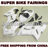 Motorcycle Unpainted ABS Fairing Kit For Kawasaki ZX 6R ZX6R 2005 2006 05 06 Fairings Kits Front Nose Bodywork Pieces