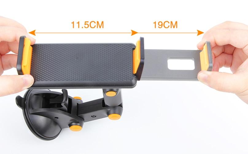 Dashboard font b Tablet b font GPS Mobile Phone Car font b Holders b font Adjustable