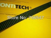 Free Shipping10pcs 232 GT2 6 3d printer belt closed loop rubber 2GT timing belt 232 GT2