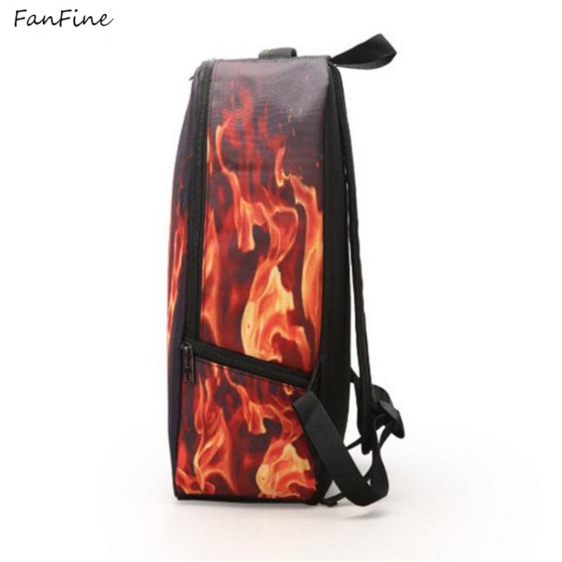 FanFine new Printing Customization Backpack Anime Darth Vader Attack of the Clones Women Causul Boys Girls School Bags Mochila