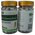 1 Botellas de Extracto de Ginseng 80% Ginsenosidas 500 mg x 90 cápsulas mejorar la energía y la vitalidad envío libre
