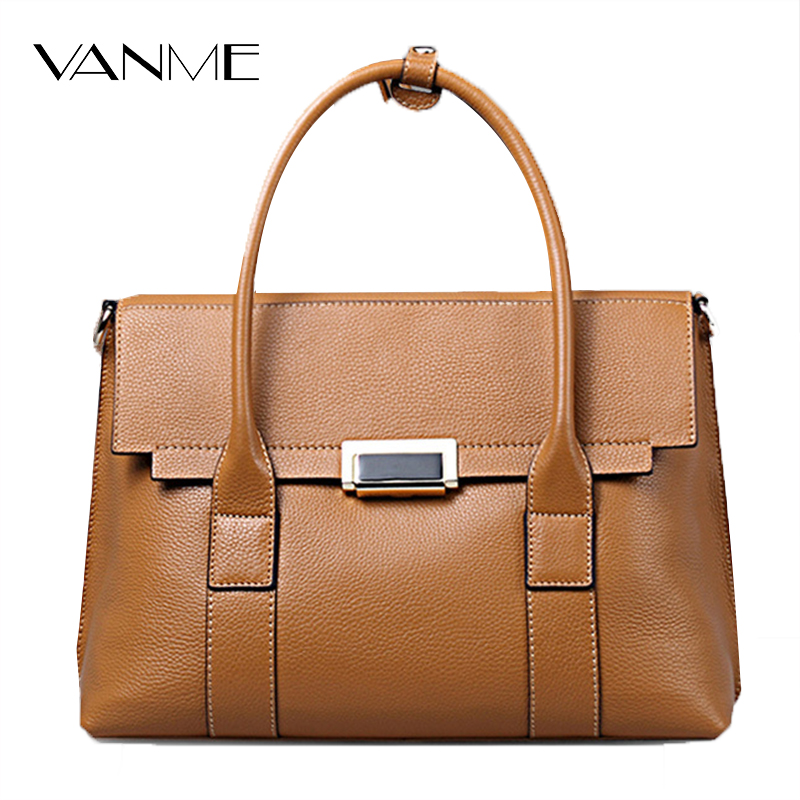 Brand Women's Cowhide Leather Handbags Female Shoulder Bag Designer Luxury Lady Tote Large Capacity Zipper Handbag for Women newest luxury brand women bag fashion design cowhide leather handbag lady totes sequined original shoulder bag