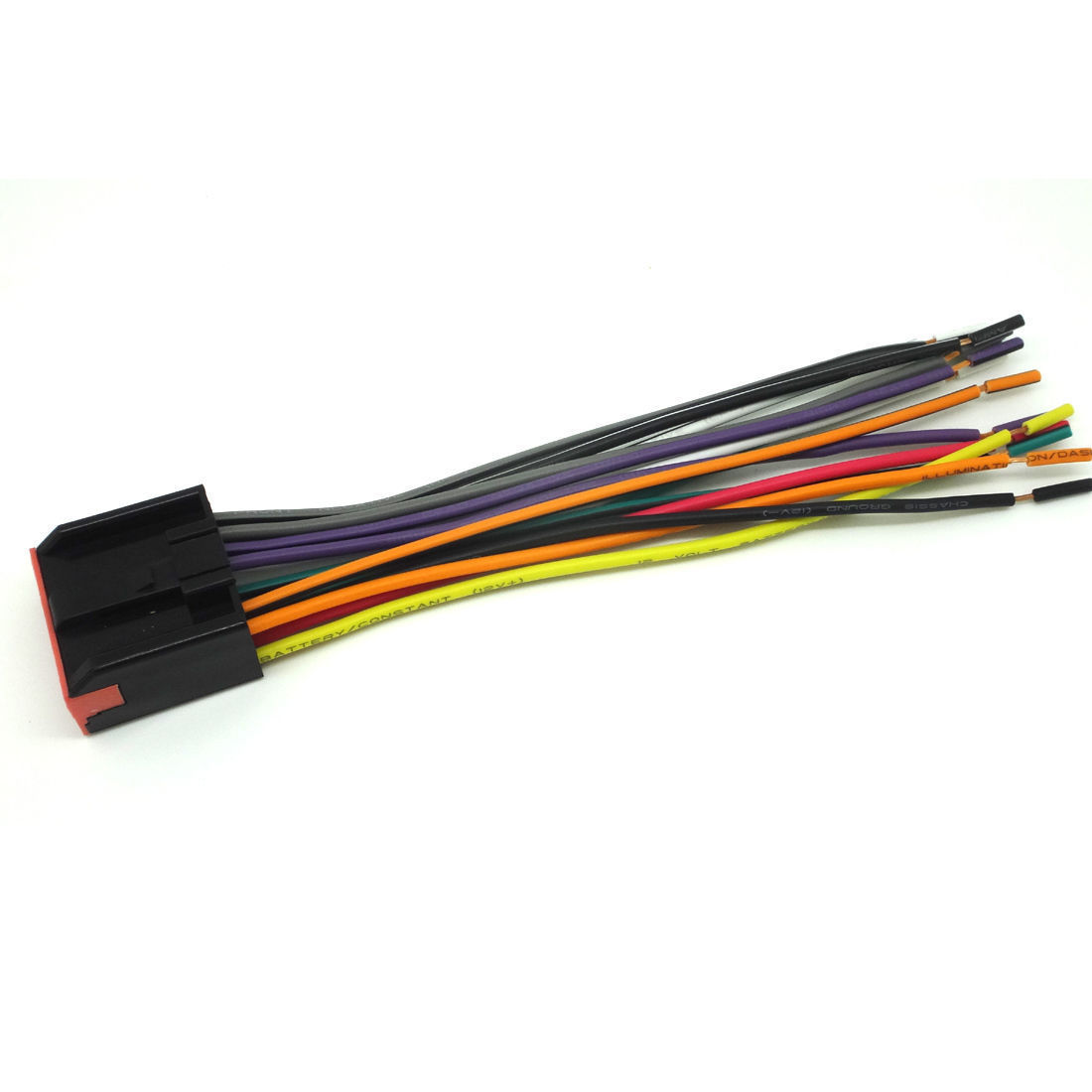Fordd PLUGS INTO FACTORY font b RADIO b font CAR STEREO CD PLAYER WIRING HARNESS WIRE compare prices on thunderbird radio online shopping buy low price,Thunderbird B Wiring