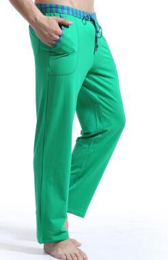 Wangjiang hommes occasionnels à la mode de pantalon à la maison pantalon  coton confortable pantalon de pyjama 1c3f5a8c9f0