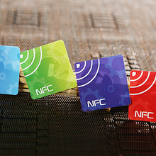 Label Rfid-Card Smart-Tags Android Ntag216 Stickers Phone NFC for All-Nfc 4pcs
