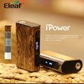 100% Original Eleaf iPower 80 W Caixa MOD com 5000 mah Bateria Interna Temp Controle firmware Atualizável Mod E cigarro vaporizador