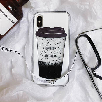 iPhone Xs Coffee Case