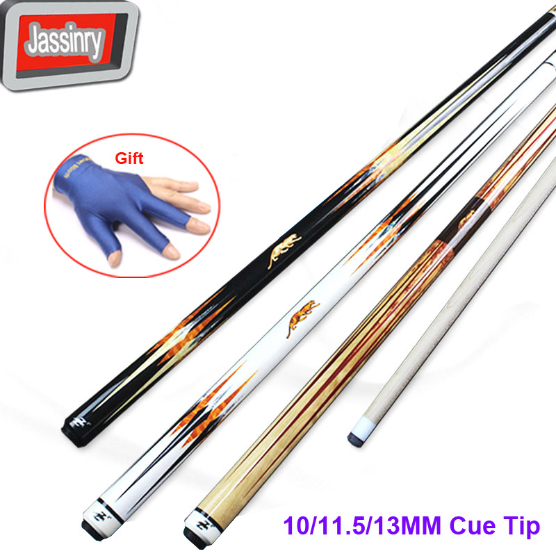 free shipping Pool Billiards Cue sticks in Uni Loc 9 5mm 11 5mm 13mm tip Nine