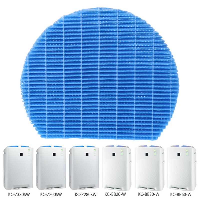 New Humidifier Filter For Sharp KC-Z380SW Air Purifier Cleaner Replacement Parts