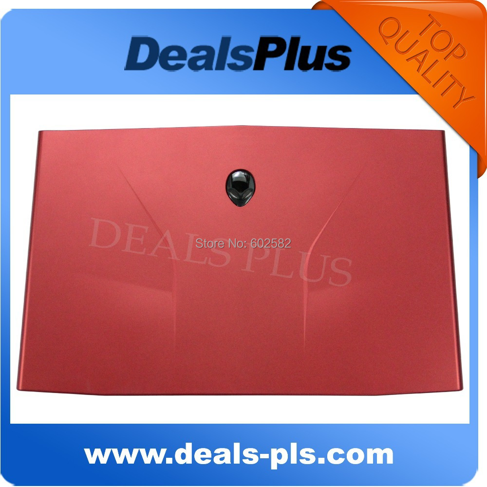 OEM NEW FOR Alienware M17XR3 RED LCD Back Cover P/N 0MKH2 00MKH2
