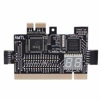 Analyzer Diagnostic LPC DEBUG Card PCI PCI E LPC Debug Post Test Kit Motherboard Diagnostic Card
