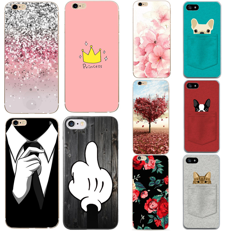 Cover Minnie per iPhone 5/5s