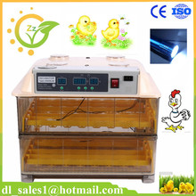 Beautiful Price Digital Automatic Egg incubator 96 chicken egg hatching machine Turning chicken gooose quail duck  egg  poultry