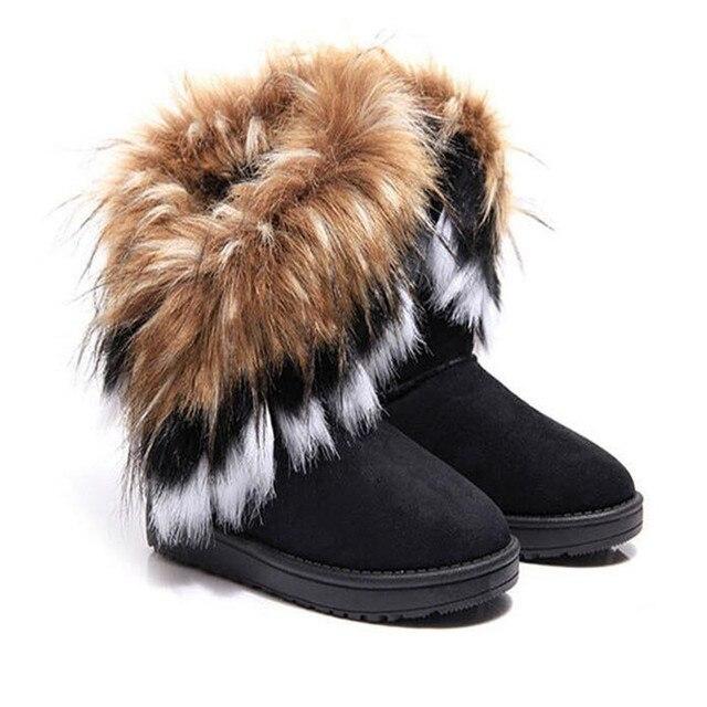 Women's Fashion Boots - 3 Colors 1