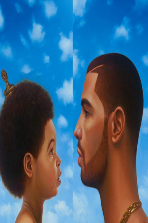 drake nothing was the same album art Poster Wall Stickers