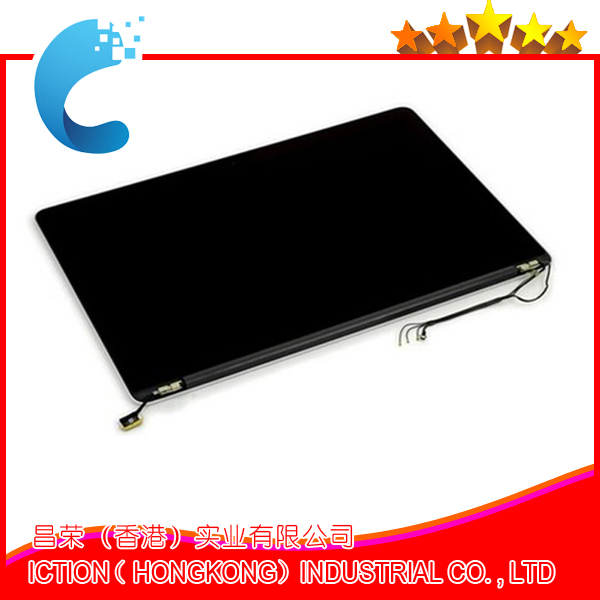 A1398 98%New for Macbook Pro Retina 15.4 A1398 LCD LED Screen Display Assembly 2012 MC975 MC976 High quality