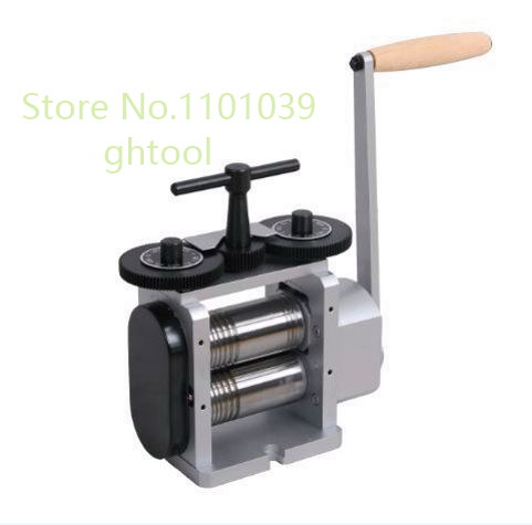 Top Quality PEPE Jewelry Making Equipment 110mm Rolling Mill for Gold and Silver Jewelry Rolling Mill jewelery tools