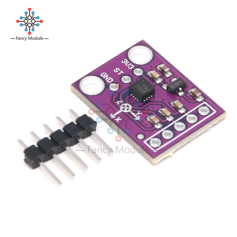 US $2 42 19% OFF 3 axis ADXL337 GY 61 Replacement ADXL335 Module Analog  Output Accelerometer-in Instrument Parts & Accessories from Tools on
