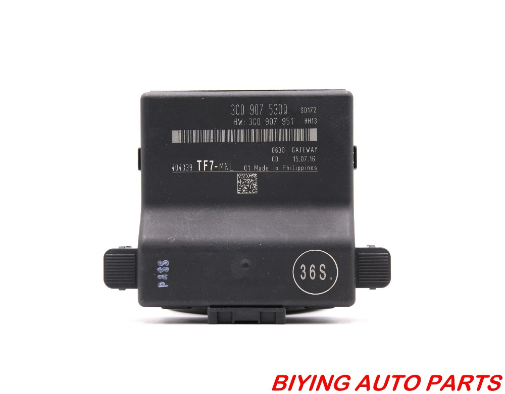 CANBUS GATEWAY 3C0907530Q MFD RNS510 RCD510 PASSAT B6 3C 3C0 907 530 Q ( M E N L ) 3C0 907 530Q car data can bus gateway diagnosis interface for volkswagen vw passat b6 cc 3c0 907 530 l