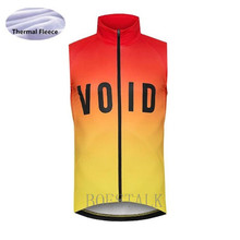 ФОТО 2018 void team pro support half winter hot wool vest bicycle mtb bicycle sweater sleeveless sweater maillot customization