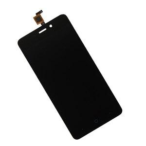 Image 2 - 5,0 zoll Für zte blade X3 D2 T620 A452 LCD DISPLAY Touchscreen digitizer komponente für zte blade X3 Lcd ZUBEHÖR telefon Teile