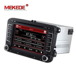 Image 5 - Samochód w cenie fabrycznej odtwarzacz DVD dla VW/Volkswagen/SAGITAR/JATTA/POLO/BORA/GOLF V nawigacji z 3G Host GPS Radio BT darmowe mapy