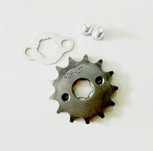 428 13 T Tooth 17mm Front Engine Sprocket for 50cc 70cc 90cc 110cc 125cc Taotao Dirt Pit Bike ATV Quad Buggy Scooter Motorcycle