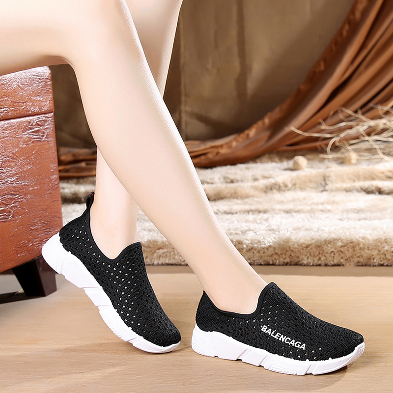 Cotton-made beijing shoes female sports shoes network colorful net fabric shoes all-match fashion flat shoes managing projects made simple