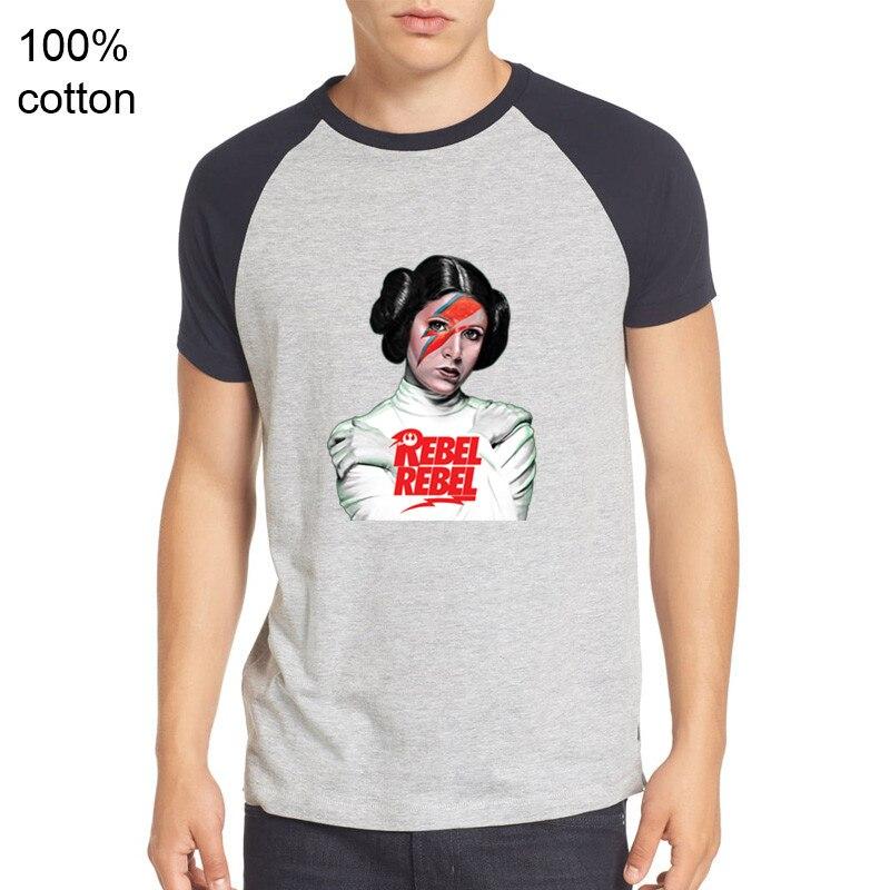 New Fashion Star Wars T Shirt Yoda Darth Vader Tshirt Camiseta Streetwear JEDI T-Shirt Man Casual Leia Rebel T Shirt Hip Hop Tee