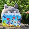 Nuevo Tamaño Grande Magnética 30 cm Tablero de Madera De Pesca Magnética Juguetes de Juego de Los Peces Bebé Niños Educativo Juguete de Iniciación