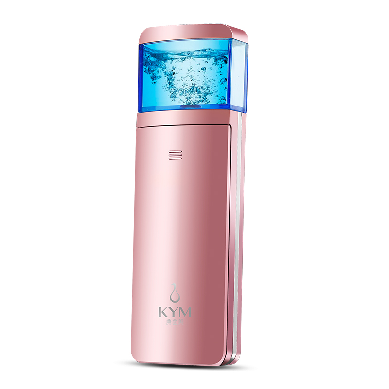 Nano spray water rehydrator mini face steaming face facial beauty moisturizing sprayer humidifier portable nano spray water meter portable steaming face beauty device facial moisturizing cold spray machine facial sprayer instrument