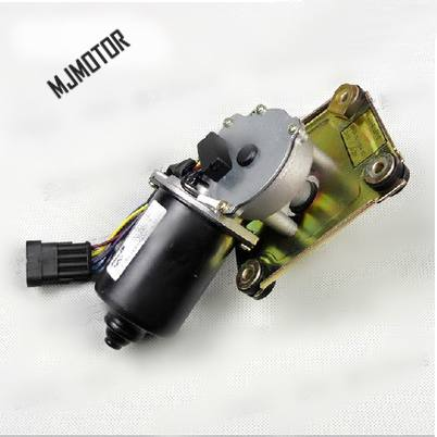 Limpiaparabrisas delantero motor kit para China CHERY QQ/QQ3 1.1L Auto car motor S11-5205110