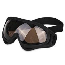 Outdoor Ski Men UV Motorcycle Glasses Windproof For Men Womens Moto Racing Motorcycle Glasses Clear Protective