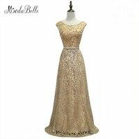 Modabelle Gold Sequin Bridesmaid Dresses Vestidos De Madrinhas De Casamento Long Dresses For Wedding Party Brautjungfernkleid