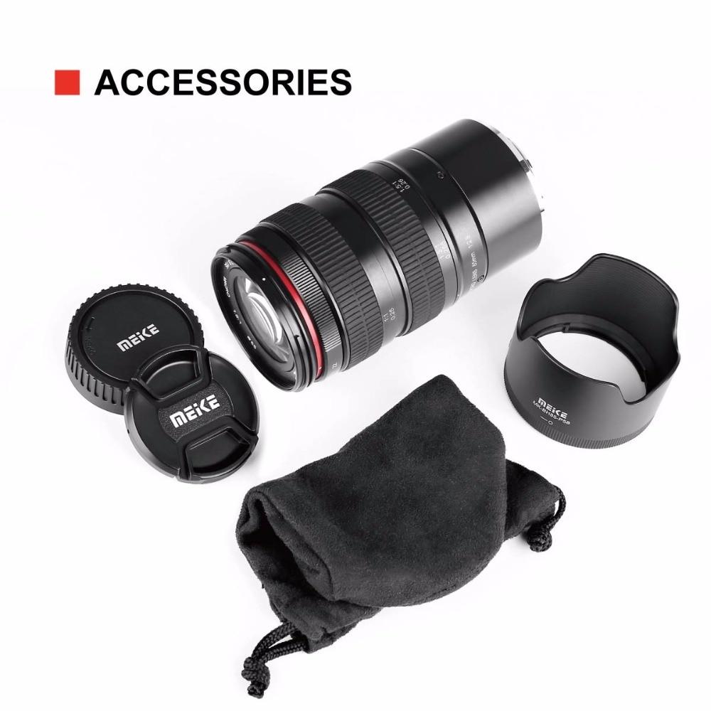 Meike 85mm f2.8 Full Frame 1.5:1 Macro Lens for Sony e mount A6000 ...