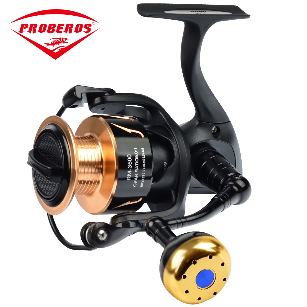 Fishing Reels Metal 12+1BB Ball Bearings RM2000-3500 Ocean Boat Type Fishing Spinning Reel 5.0:1 23KG Max Drag Sea Boat Pesca trulinoya distant wheel 7 1bb 4 9 1 full metal jig ocean boat sea trolling reel carretes pesca spinning fishing reel molinete