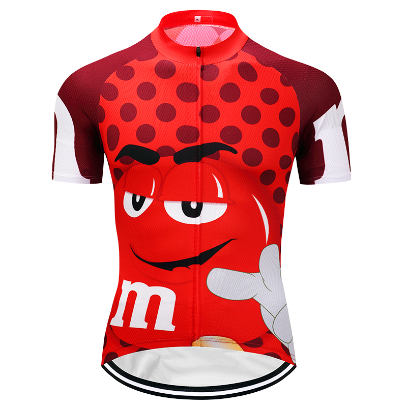 2018 Summer M&M men's funny cycling jerseys MTB Jersey bike clothing bicycle clothes wear roadbike short maillot ciclismo hombre breathable cycling jersey summer mtb ciclismo clothing bicycle short maillot sportwear spring bike bisiklet clothes ciclismo