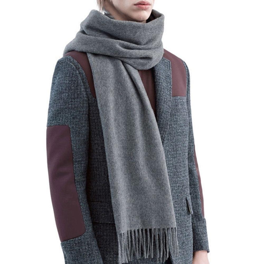 2017 New Fashion Cashmere Scarf Women Scarves Wool Warm Shawls Tassel Women Wraps Thicken Warm Scarves