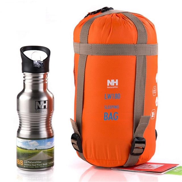 Ultralight Sleeping Bag Double Camping Outdoor Sleep Bags Nh 0 7kg Small Kids