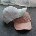 2016 Gorra de Béisbol De Las Mujeres Del Cordón Ocasional Del Sombrero Sombreros de Moda Al Aire Libre Del Envío Libre