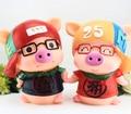 Creative Cute Cartoon Hare Tokidoki Buta Pig shape Piggy Bank Kawaii Money Saving Boxes Novelty Kids Gift C004