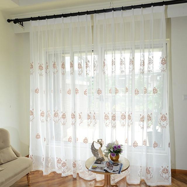 Living Room Window Screen Design. modern window treatment ...